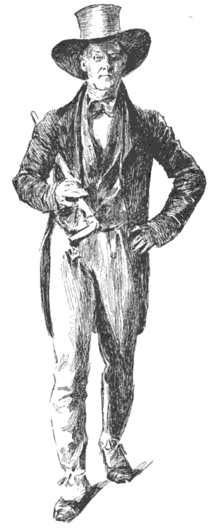 Artist's conception of Isaac Wright, in Sheldon (1892), Old Shipping Merchants of New York